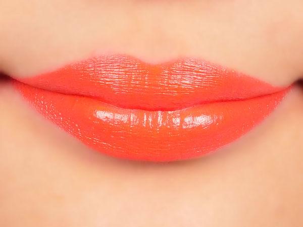 果実のようにジューシーな発色のオレンジリップは、一目で虜になる可愛さに関する画像13