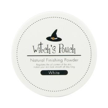 自然な光沢でメイク崩れしにくいWitch's Pouch(ウィッチズポーチ)『ナチュラル フィニッシング パウダー 01 ホワイト』をご紹介に関する画像1