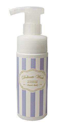 クリーミーな泡でやさしく洗浄Sweet Body(スウィートボディ)『デリケートウォッシュ』をご紹介に関する画像1