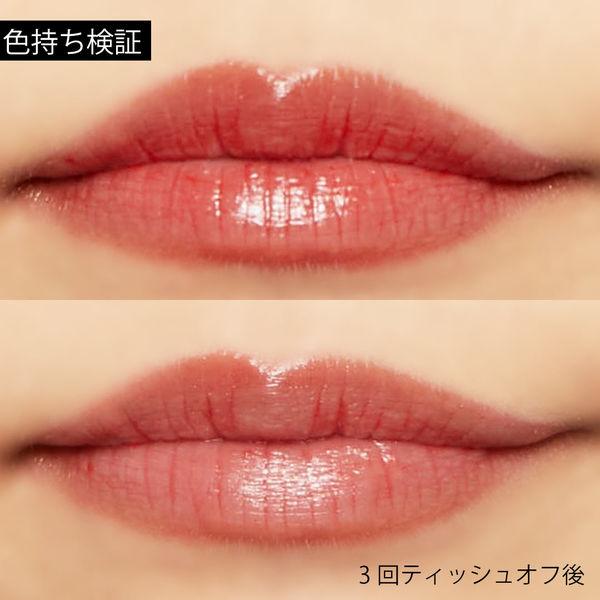 """唇の色を""""隠さずいかす""""! うるつやシアーな発色のスリークグロウリップ『トマトコーラル』をご紹介に関する画像39"""