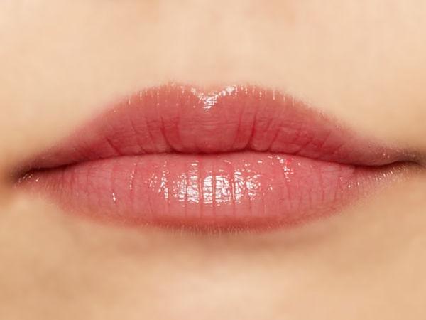 """唇の色を""""隠さずいかす""""! うるつやシアーな発色のスリークグロウリップ『ピーチメルバ』をご紹介に関する画像30"""