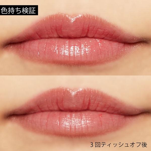 """唇の色を""""隠さずいかす""""! うるつやシアーな発色のスリークグロウリップ『ピンクミラージュ』をご紹介に関する画像12"""
