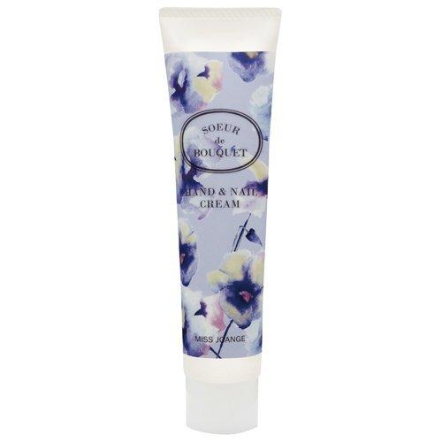 MISS JOANGE(ミスジョアンジュ)『フレグランス ハンドクリーム スウィートマリアージュの香り』の使用感をレポに関する画像1