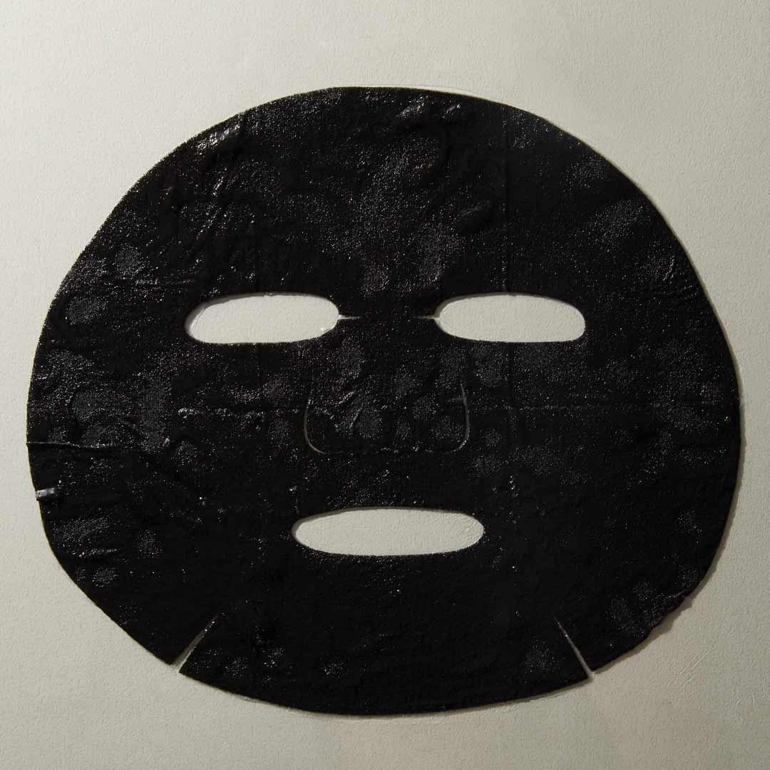 オルフェス『アクアモイスチャーシートマスク トゥインクルブラック 1枚入り』の使用感をレポ!に関する画像4