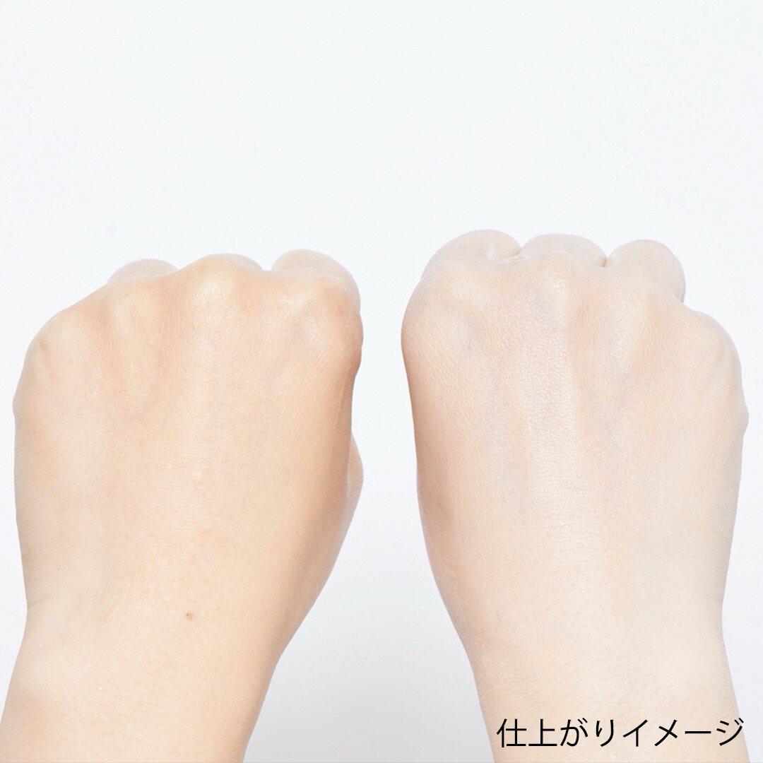 とことん透明感のある白肌へ♡ モウシロ『トーンアップボディジェル ミルクホワイト』の使用感をレポに関する画像7