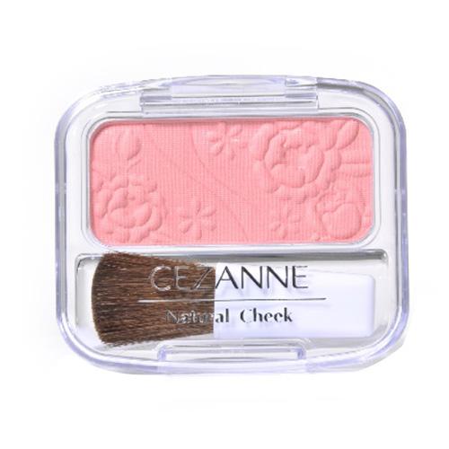 セザンヌ化粧品セザンヌ ナチュラル チークN 12 コーラル系ピンク