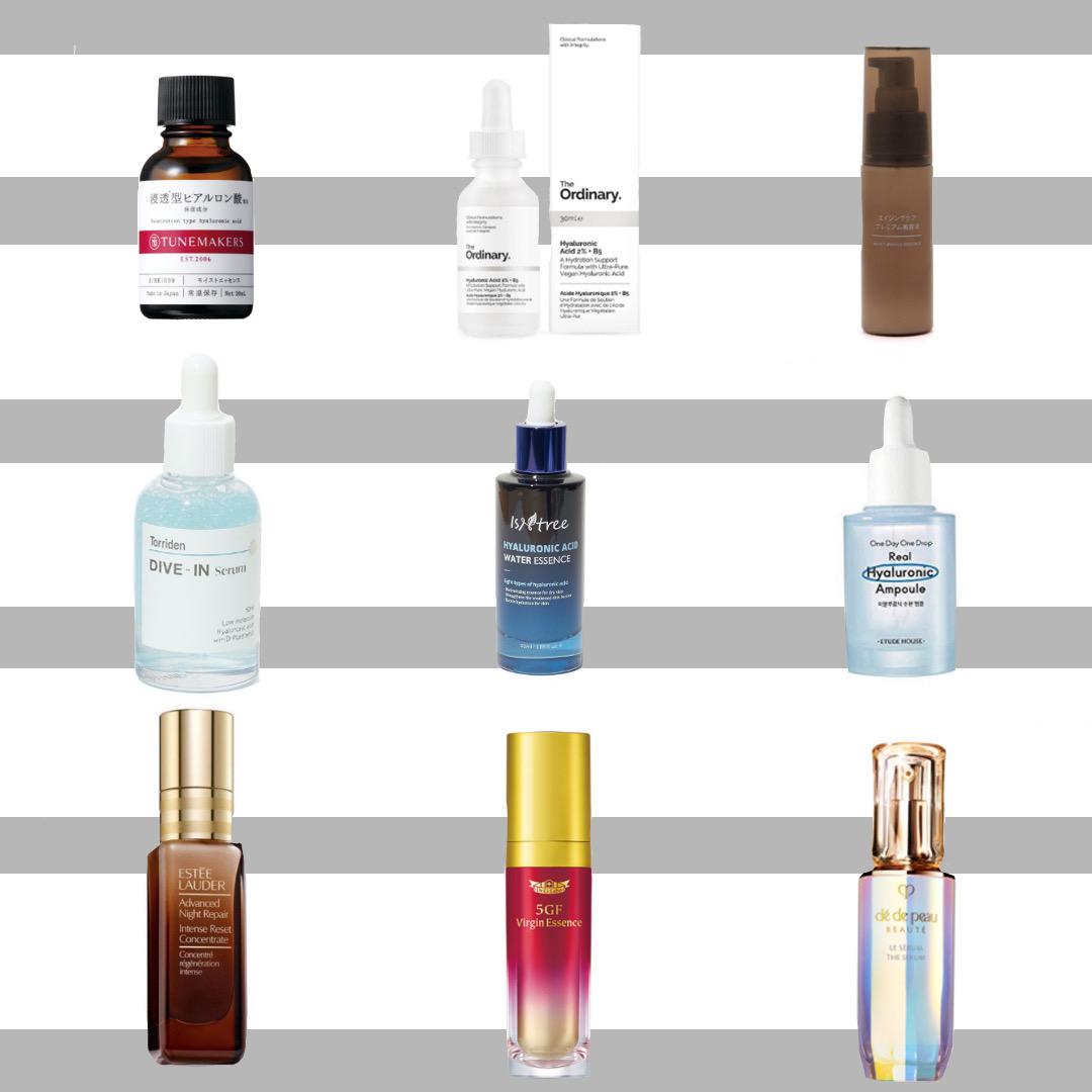 ヒアルロン酸配合美容液の効果と選び方を徹底解説!おすすめの商品15選紹介の画像