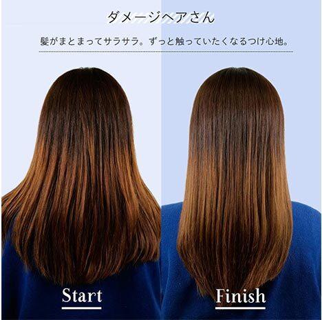 【NOT枝毛】正しい枝毛ケアでパサパサ髪とさようなら!の画像