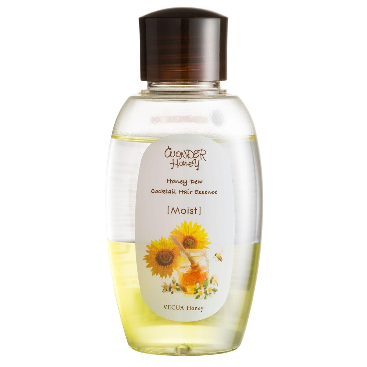 VECUA Honey(ベキュアハニー)の人気ヘアケアアイテム2種を口コミ付きで紹介! の画像