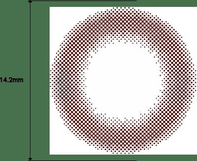 【着画付】口コミで人気のカラコン8選をレポの画像