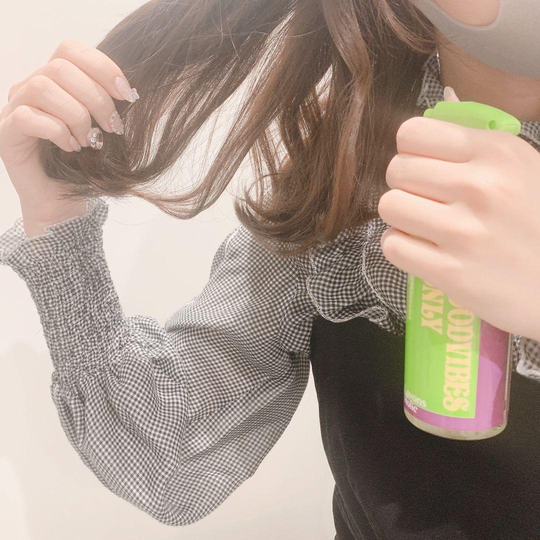 大人気洗濯洗剤ブランドから派生した『ラボンホリック』のヘアミストがアツい♡の画像