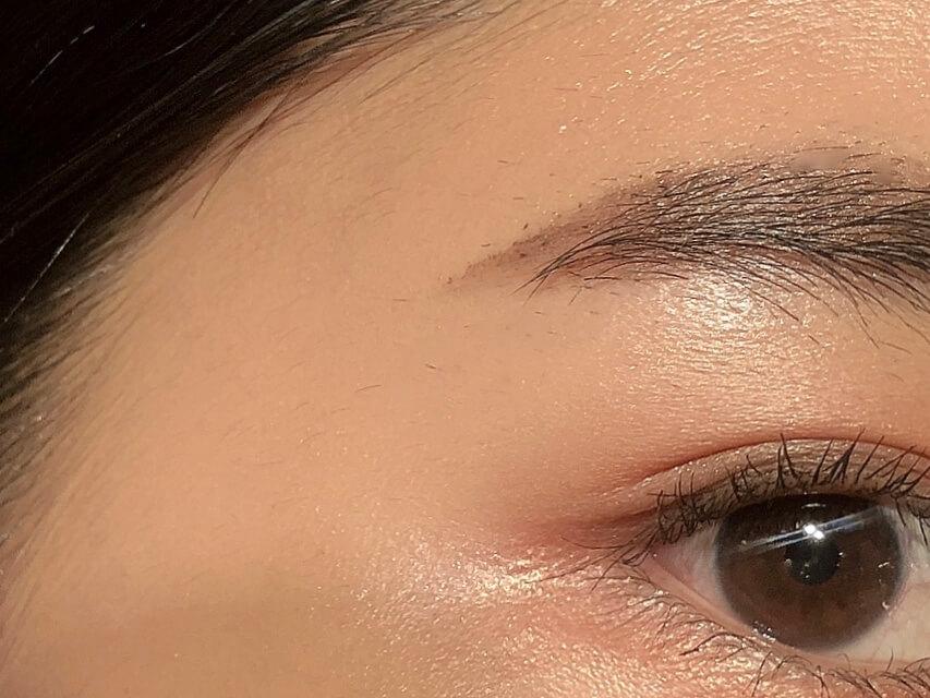 いつのまにか消えている眉毛に終止符を! 落ちない・消えない眉毛の書き方の画像