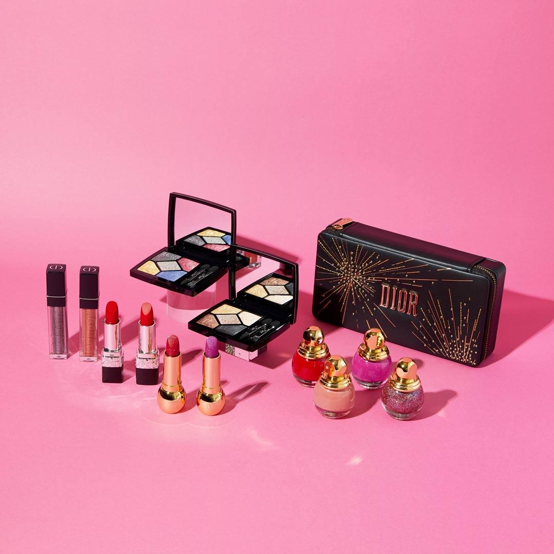 争奪戦必至!!Dior【2019新作クリスマスコフレ】カラーを一挙公開の画像