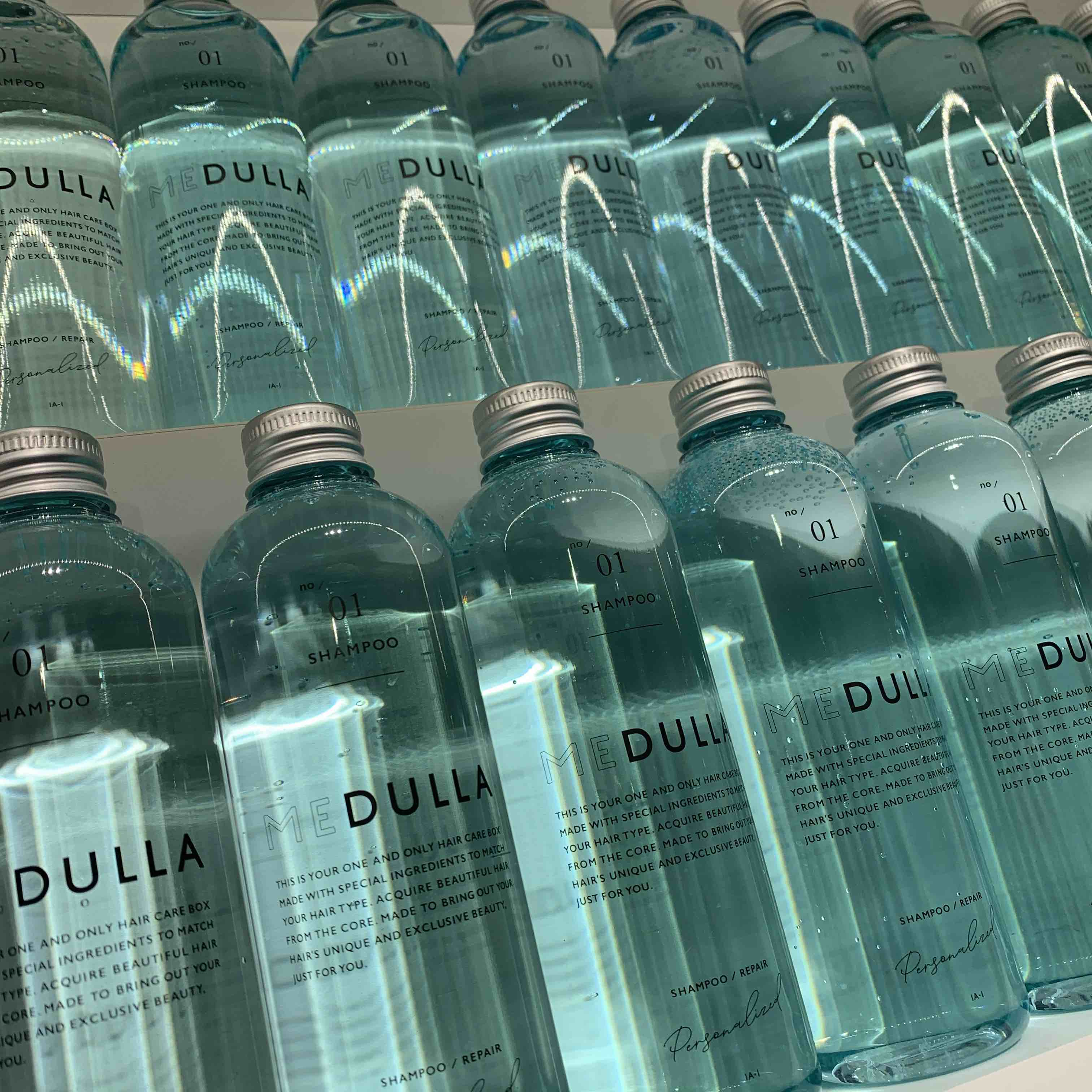 自分だけのシャンプーを作れちゃう!MEDULLAが期間限定フラッグシップストアをオープン!の画像