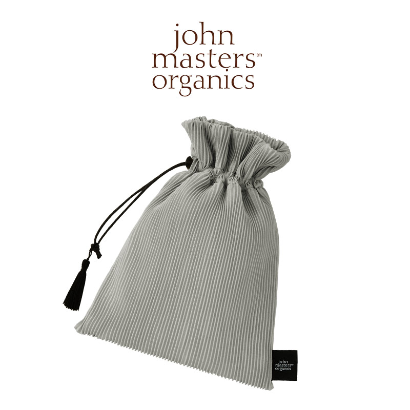 ジョンマスターオーガニックの商品を6,600円以上のご購入でオリジナル巾着をプレゼントの画像