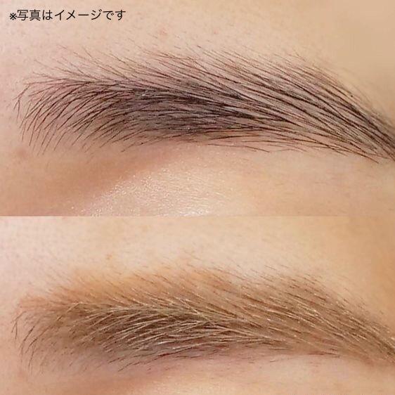 眉毛を脱色して垢抜けた印象の女性に!失敗しない眉毛のセルフ脱色方法と市販のおすすめ商品紹介!の画像