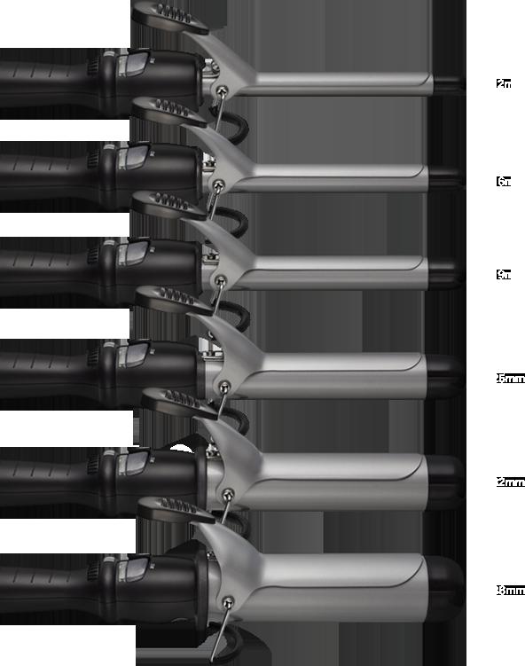 アイビル DHセラミックアイロン 25mm オープン価格