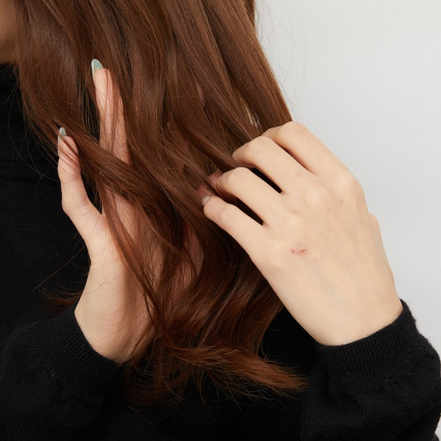 ヘアオイルを使うと髪の指通りが滑らかに!