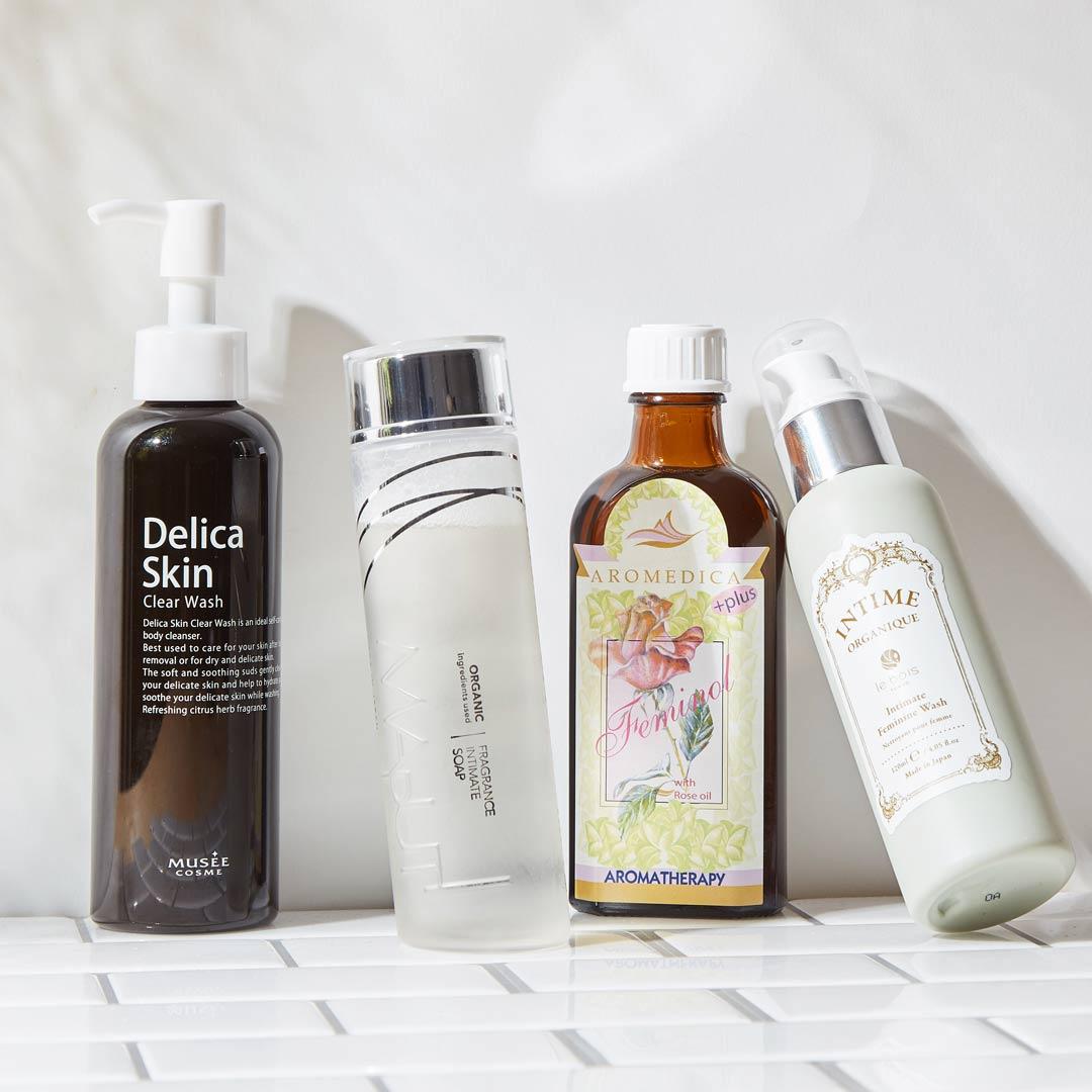 人気のデリケートゾーン専用石鹸でやさしく臭い&黒ずみケア! 市販で買えるおすすめアイテムをご紹介の画像