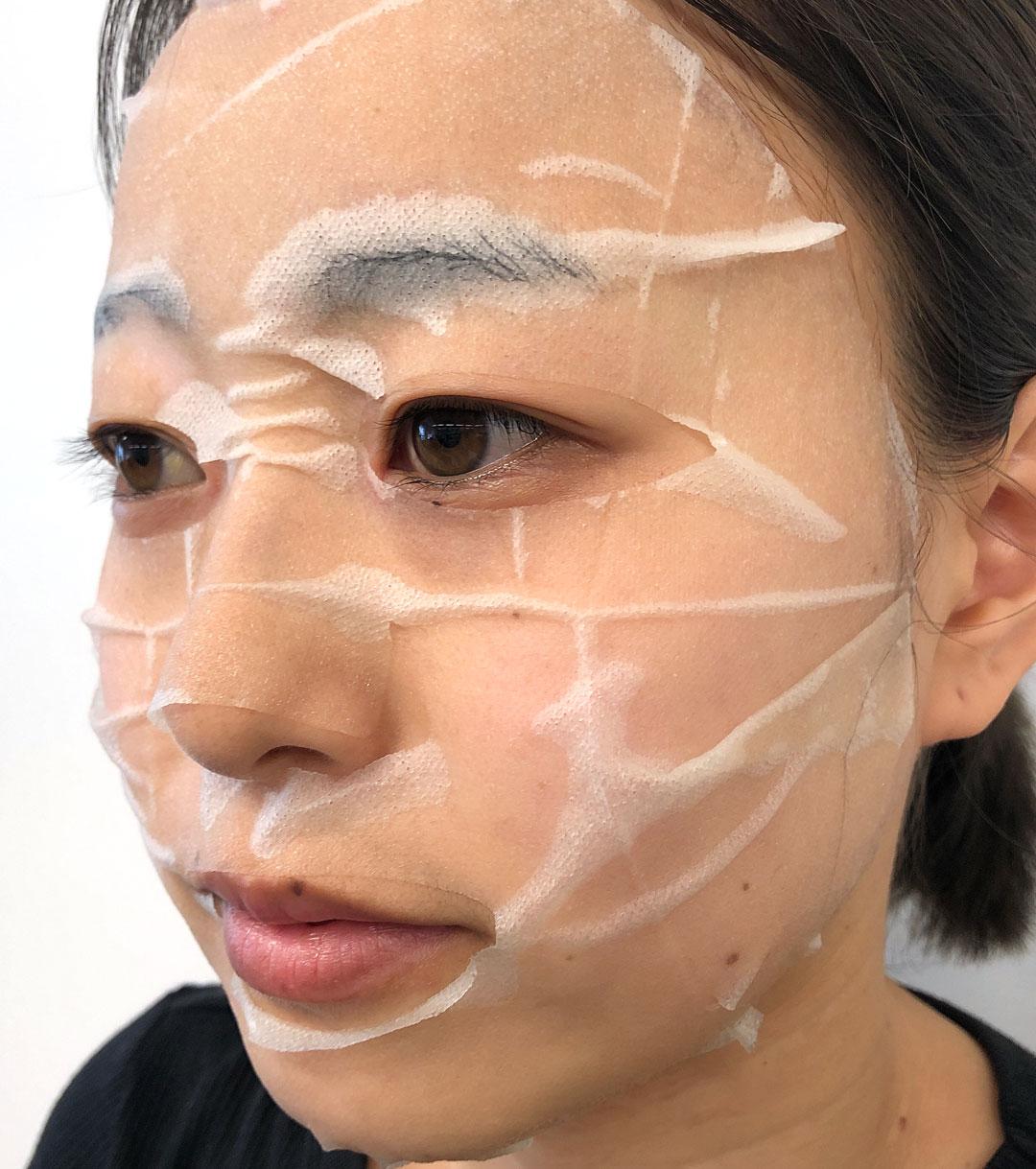 なんか最近、肌くすみが気になる。ずっと悩んでいる人は『〇〇〇〇マスク』使ってみて!の画像