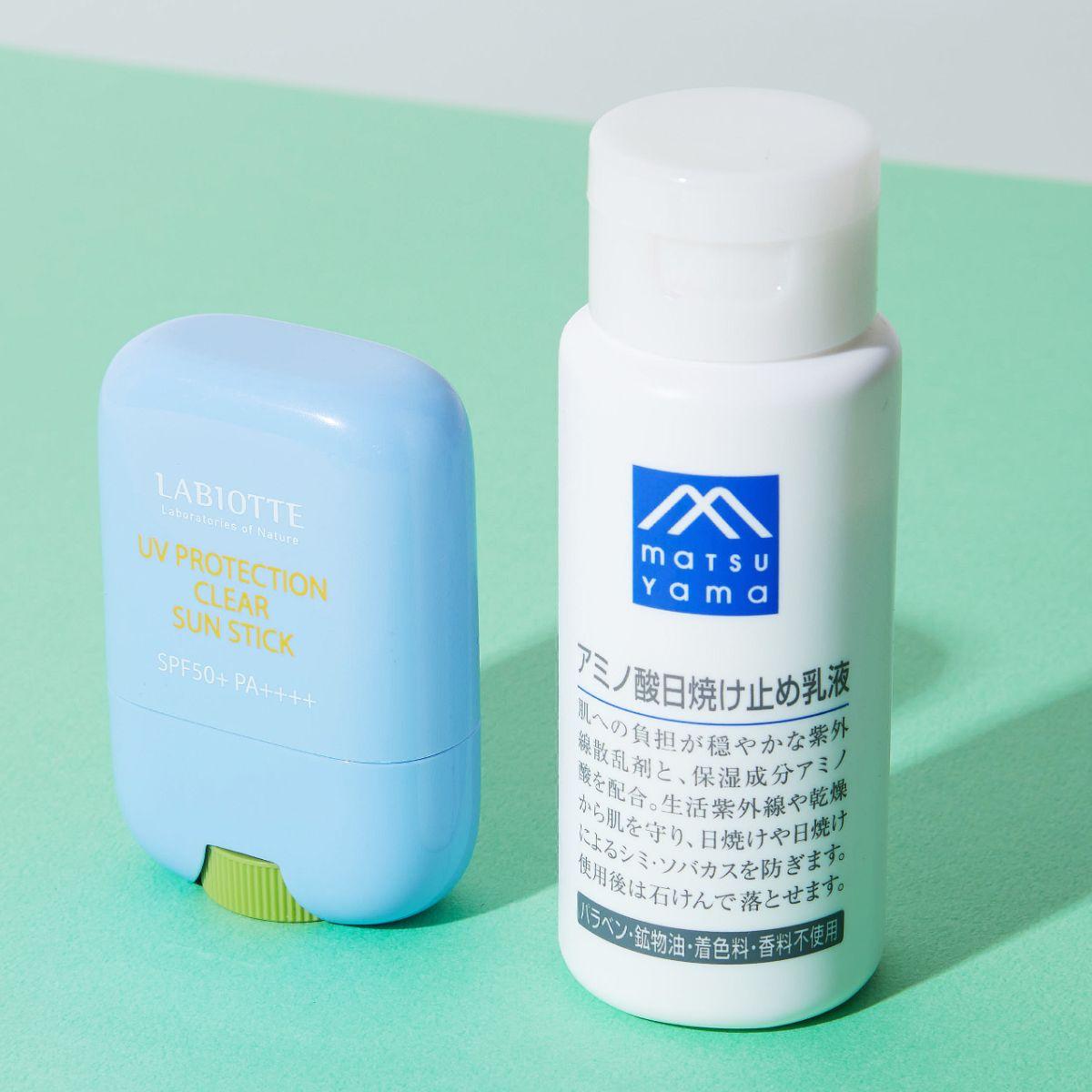 日焼け止めの種類と塗り方・おすすめ商品10選紹介の画像