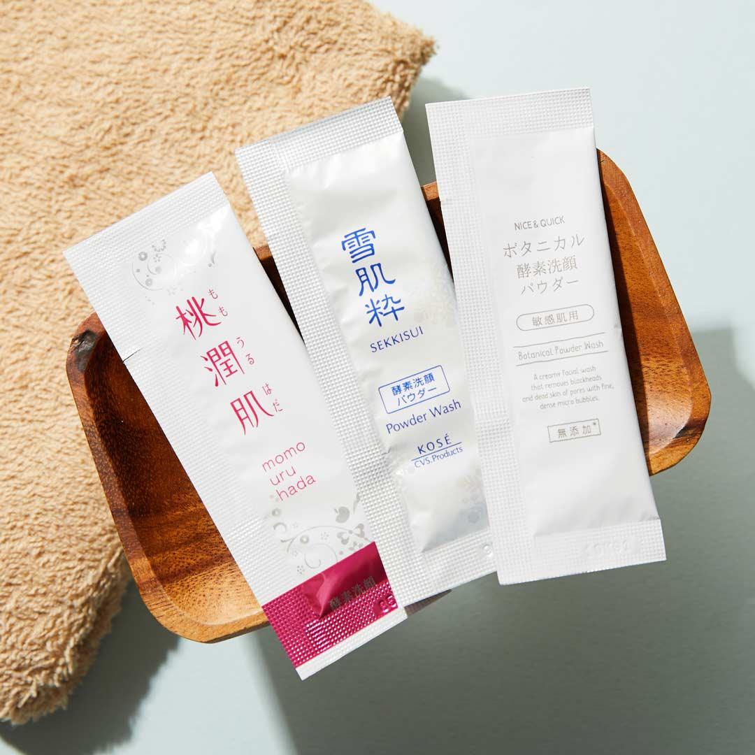 頻度 酵素 洗顔