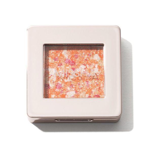 まるで宝石みたいな輝きと評判!夏カラーのミシャアイシャドウが可愛いの画像