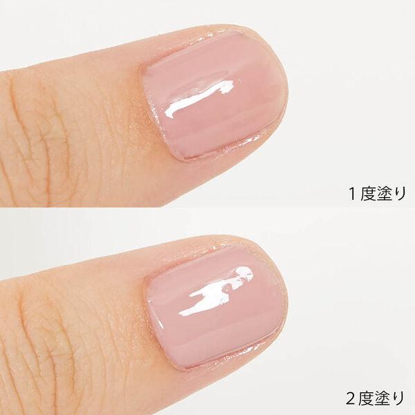 指先からオシャレを楽しもう♡ 『SQUSE ME(スキューズミー)』の透け感ネイルをご紹介の画像