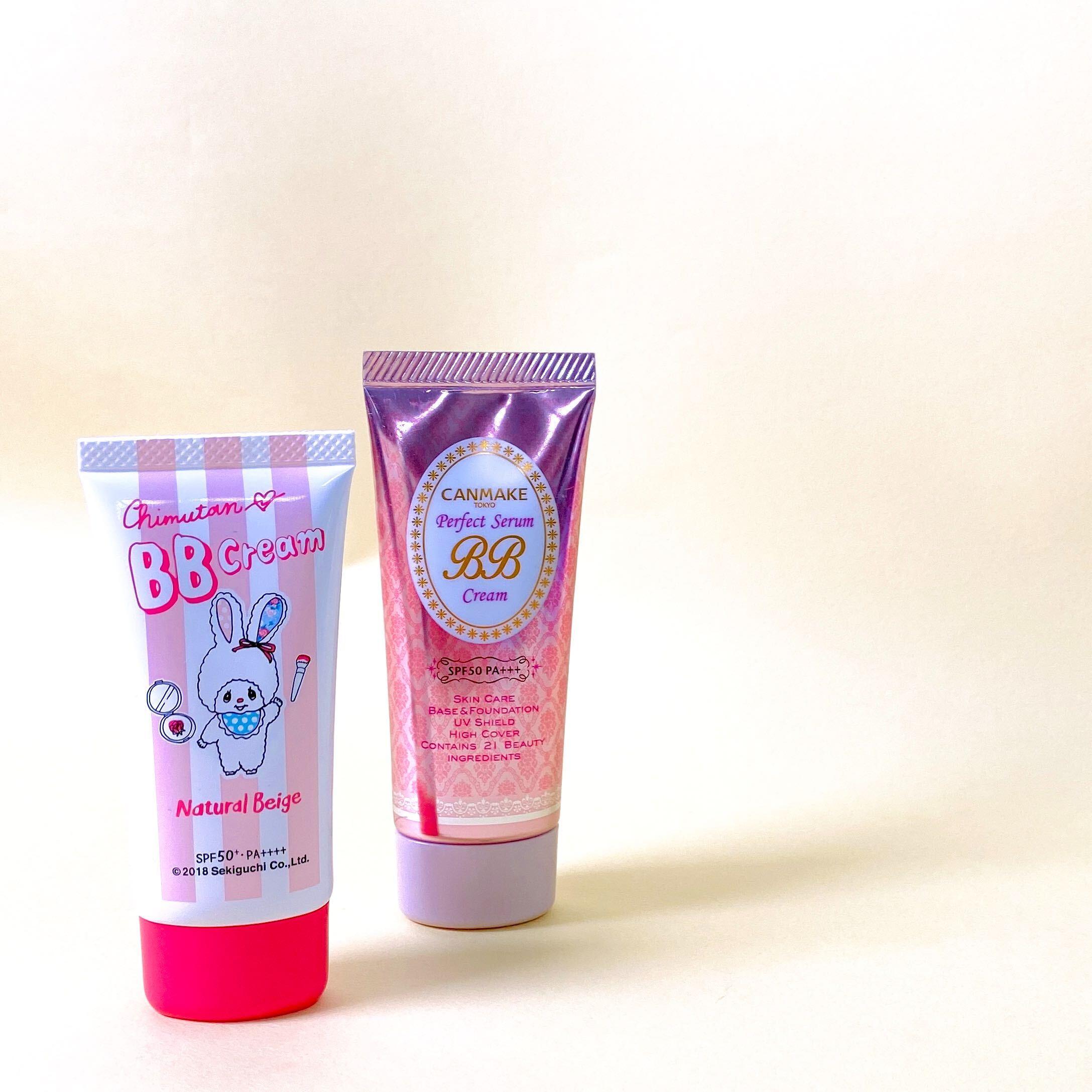 【年代別】おすすめのBBクリーム6選紹介!BBクリームとCCクリームの違いや使い方も解説の画像